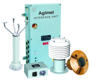 Aeronautical & General Instruments (AGI) Ltd AGIMET Complete System