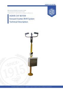 AGIVIS CAT III Forward Scatter Meter - Technical Description