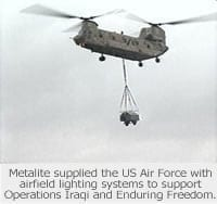 AGI Airfield lighting system