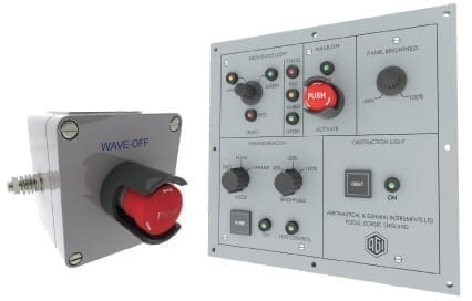BCP and wave off switch from AGI