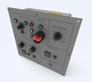 Aeronautical & General Instruments (AGI) Ltd Bridge Control Panel product image
