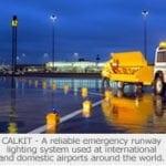 CALKIT emergency runway UK