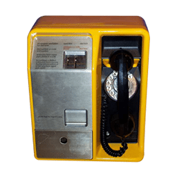 Civilian telephone equipment