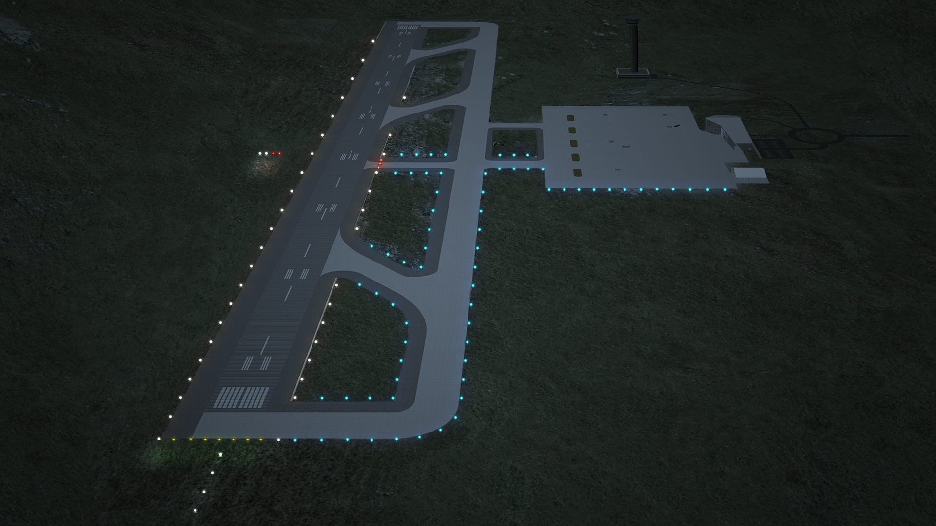 Commercial Airport Interactive - AGI