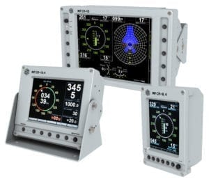 Group of Aeronautical & General Instruments (AGI) Ltd Displays