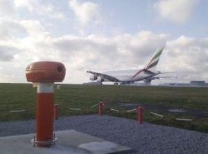 Aeronautical & General Instruments (AGI) Ltd AGIVIS - Instrumented Runway Visual Range - Installation