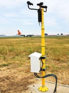 Aeronautical & General Instruments (AGI) Ltd Instrumented Runway Visual Range - Overview