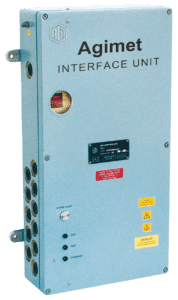Aeronautical & General Instruments (AGI) Ltd AGIMET Interface unit