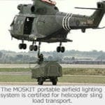 MOSKIT Helicopter Load - Military Case Studies