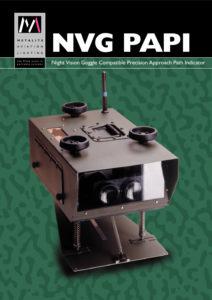 NVG PAPI - Halogen - Datasheet