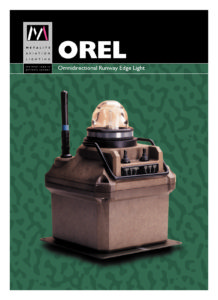 OREL - Halogen - Datasheet