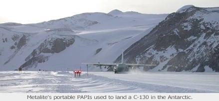 PAPIs Antarctic