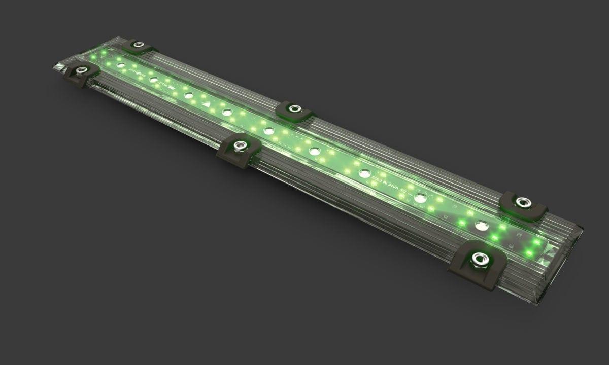 Aeronautical & General Instruments (AGI) Ltd Ramped Deck Edge Light