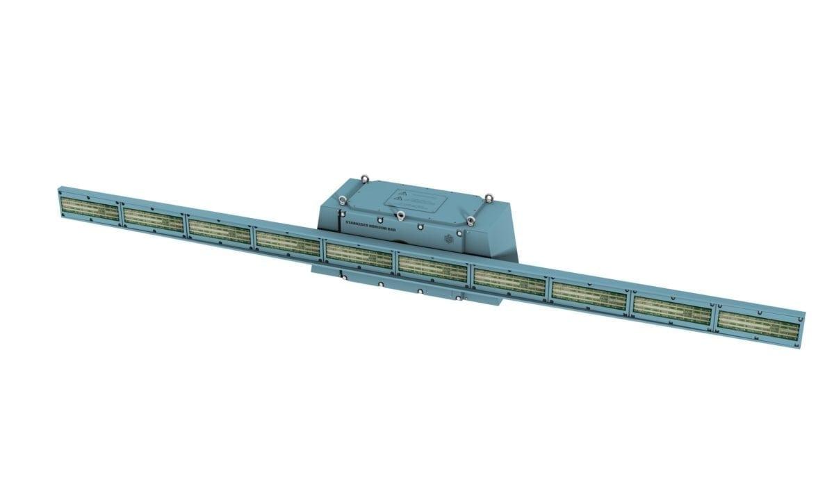 Aeronautical & General Instruments (AGI) Ltd Stabilised Horizon Reference System