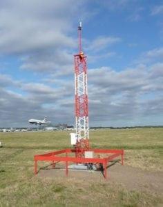 Aeronautical & General Instruments (AGI) Ltd UWS Surface Wind - Installation