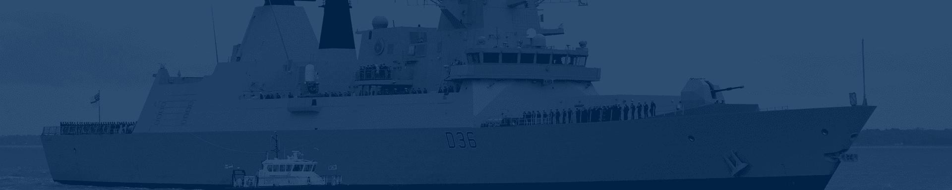 Warship product header image