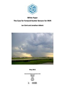 White Paper - The Case for Forward Scatter Sensors for IRVR