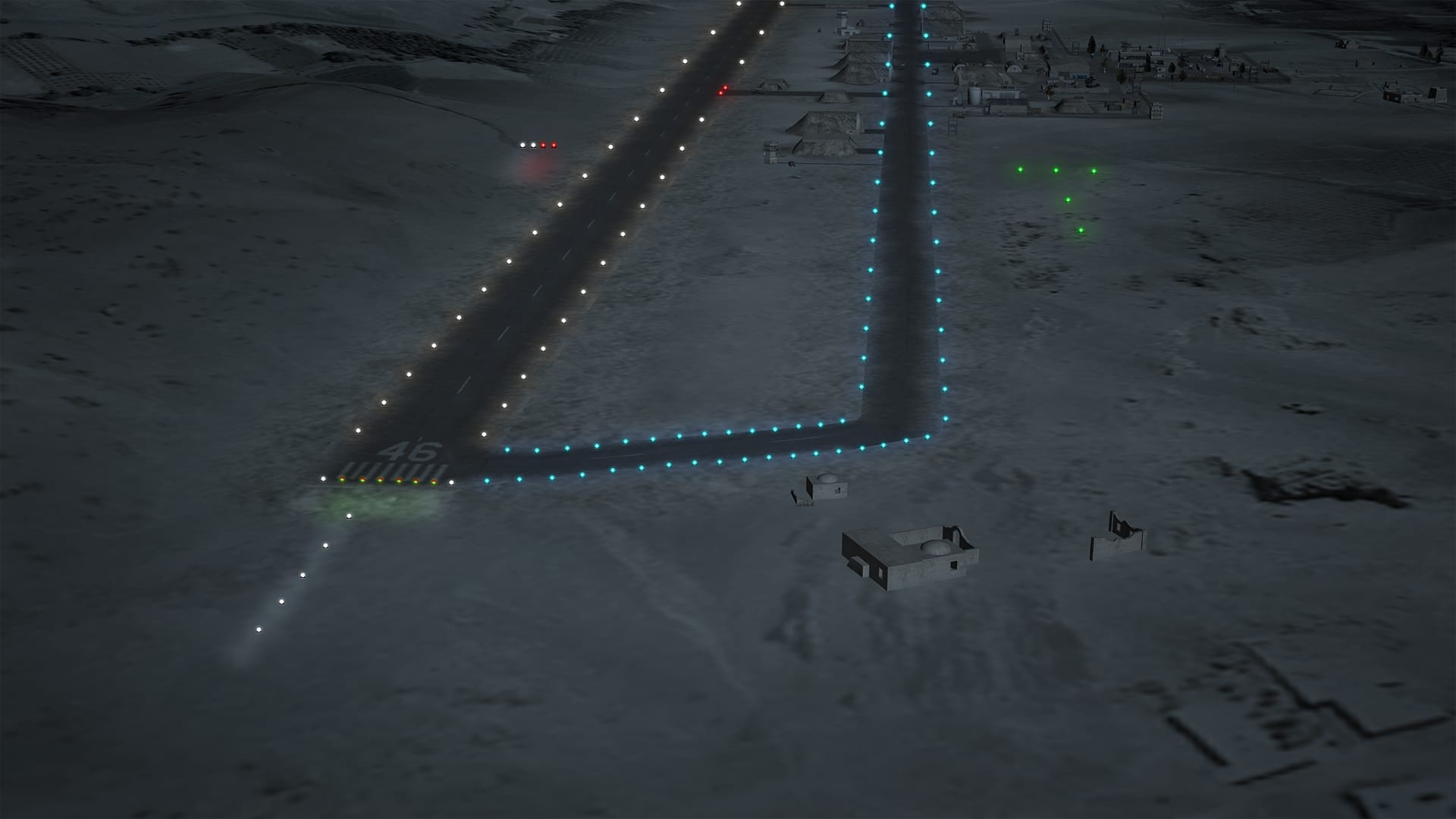 Interactive Military Airport