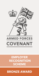 Armed Forces Bronze Employer Recognition Scheme Award