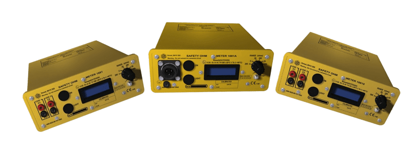 Safety Ohm Meters